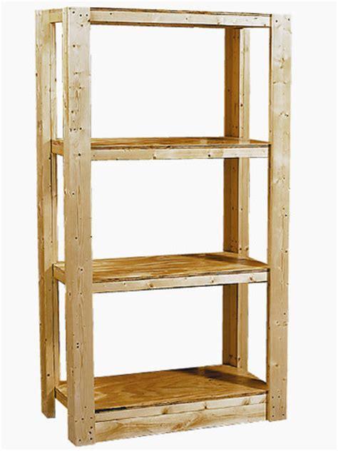build garage storage standing wall shelf  standing