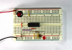Electronics Projects  How To Build A T Flip