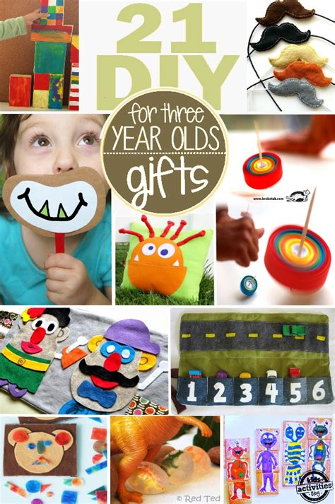 ornaments for two year olds to make 21 gifts for 3 year olds activities