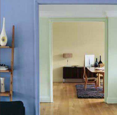marier les couleurs de peinture dans salon chambre