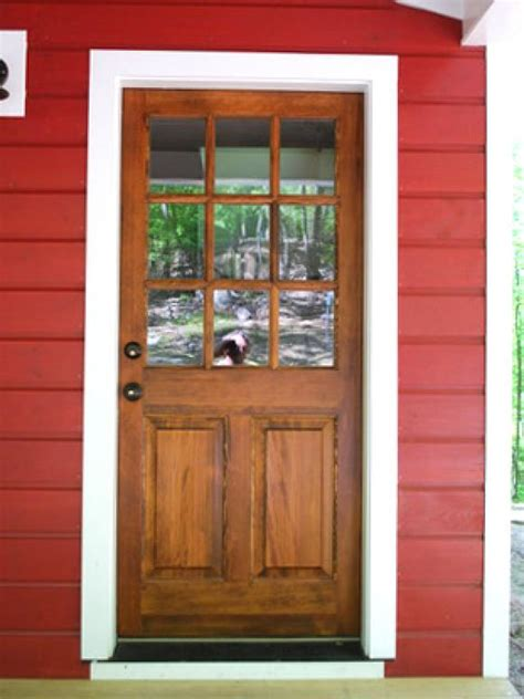 fix common problems  entry doors diy