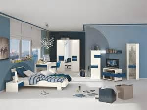 jugendzimmer ohne bett jugendzimmer kinderzimmer mit bett 120 x 200 cm weiss blau woody 129 00058 ebay