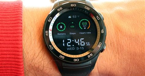 the huawei 2 and android wear 2 all the same smartwatch problems