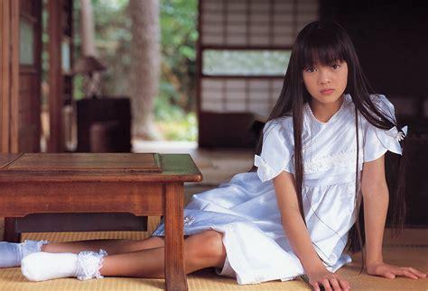 Natsuki Okamoto Japanese Idolcute Girl And Mana Lookalike