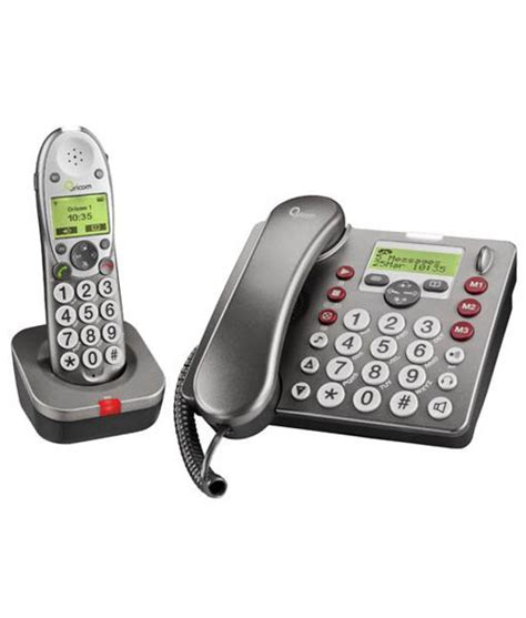 phones for seniors find cordless phones for seniors 187 daily aids mobility