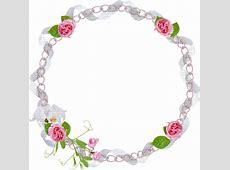 Pink Circle Frame, Pink Circle Frame ekaterina100 roses