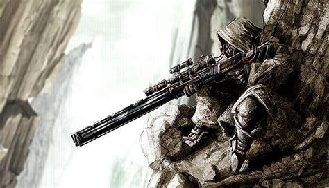 Anime Sniper Wallpaper - anime sniper hd wallpaper all wallpapers desktop
