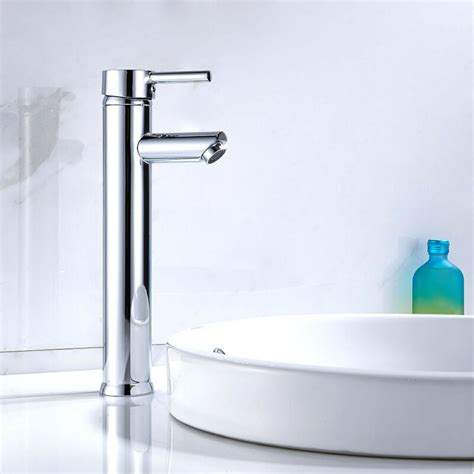 Modern Bathroom Sink Taps by Modern Chrome Bathroom Taps Basin Sink Mono Mixer