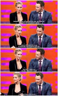Jennifer Lawrence Movie Passengers