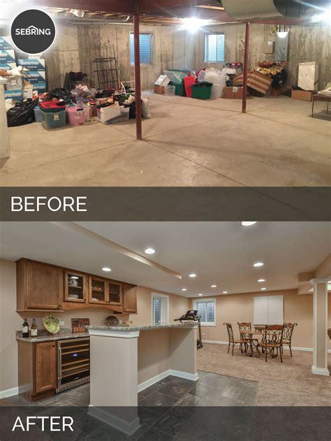 caroles basement   pictures home
