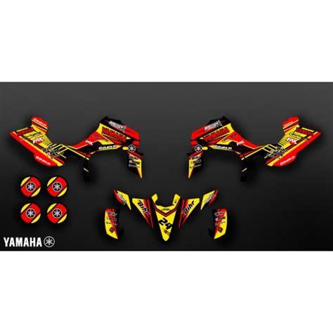 kit deco yfz 450 kit d 233 co 100 perso pour yamaha 450 yfz r idgrafix