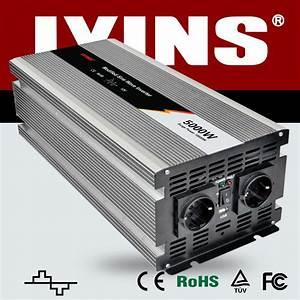 China 5000w 12v  24v  48v Dc To Ac 110v  230v Accurate Tools