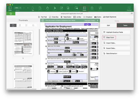 the best adobe acrobat pdf forms filler and creator alternative