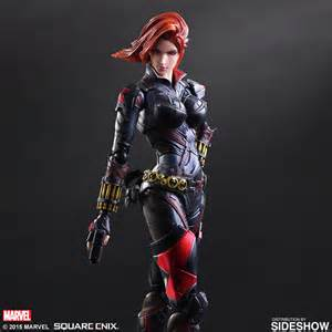 Marvel Le Thor by Marvel Black Widow Variant Collectible Figure By Square
