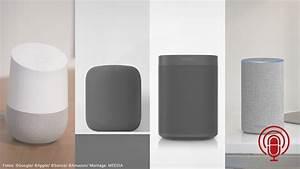 Google Home Oder Amazon Echo : markt bersicht smartspeaker das bieten und k nnen amazons echo googles home apples homepod ~ Frokenaadalensverden.com Haus und Dekorationen