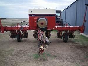 Case Ih 800 6 Row Planter