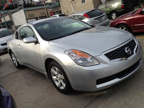 Used Car For Sale  2008 Nissan Altima Coupe $10,99000 In