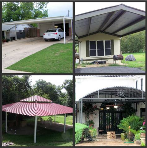 carport awning patio cover san antonio tx carport patio