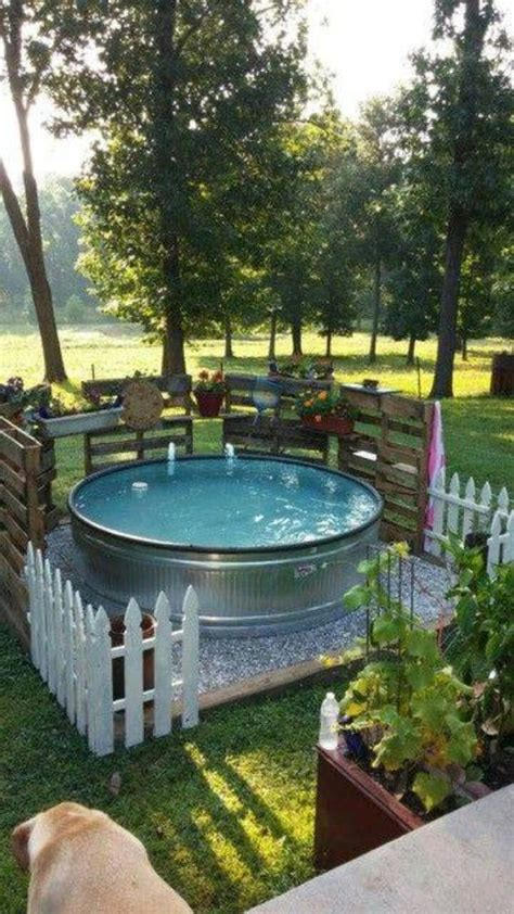 Trough Bathtub Ideas by Tub Water Trough Ideas Back Yard The O