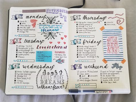 si e social darty la moda de los bullet journal weloversize com