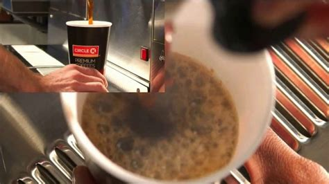With simply great coffee we make a promise to our customers: Circle K Premium Coffee TV Commercial, 'The Way You Like It' - iSpot.tv