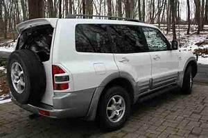 Purchase Used 2002 Mitsubishi Montero Limited Sport