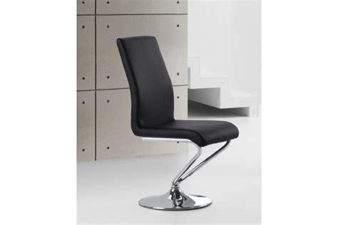 fauteuil de bureau solde chaise design turn assise pivotante blanc noir chaises