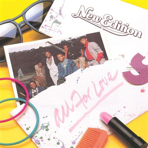 All for love (песня из клона) mydj — michael bolton. New Edition | Music fanart | fanart.tv