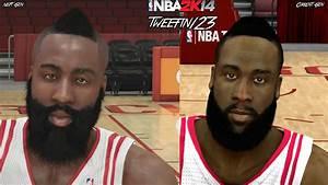NBA 2K14 - Next Gen vs Current Gen Face Comparisons - YouTube