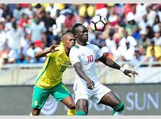 FIFA MAY ASK SOUTH AFRICA AND SENEGAL TO REPLAY