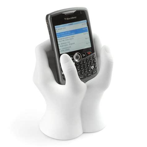 cell phone stands desktop cell phone holder cool handshape mobile holder