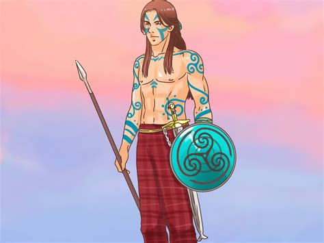 How to Dress Celtic: 12 Steps (with Pictures) - wikiHow