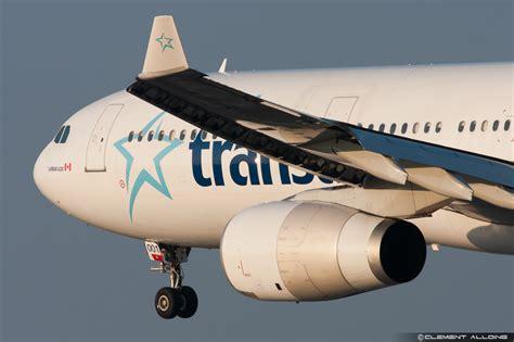 flotte air transat canada air transat ajoute un a330 224 sa flotte et plus de vol vers europe aaf actualit 233