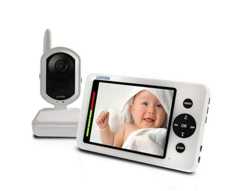 range baby monitor luvion releases new range secure digital baby monitor to us and canada through wifi baby