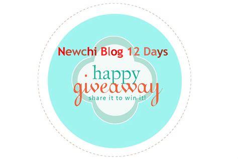 Newchic Blog 12 Days Giveaway  Day 1  Newchic Blog