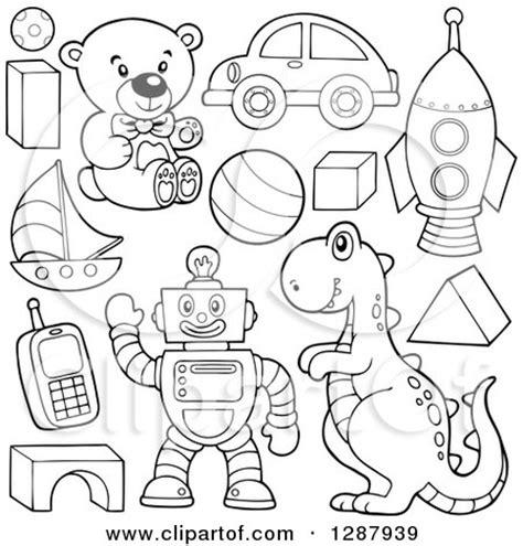royalty  vector clip art illustration   coloring