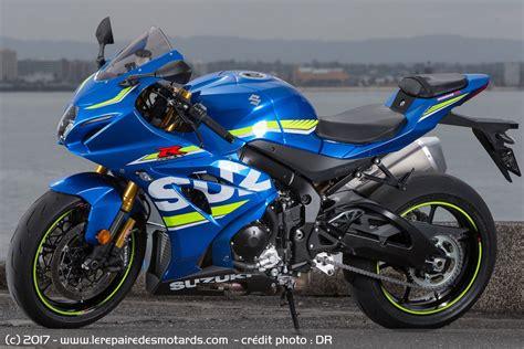 Suzuki R Gsx by Essai Suzuki Gsx R 1000
