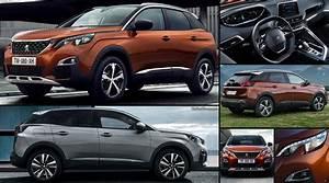 Tarif 3008 Peugeot 2017 : peugeot 3008 2017 pictures information specs ~ Gottalentnigeria.com Avis de Voitures