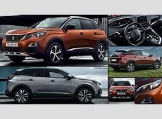 Peugeot 3008 2017 pictures, information & specs