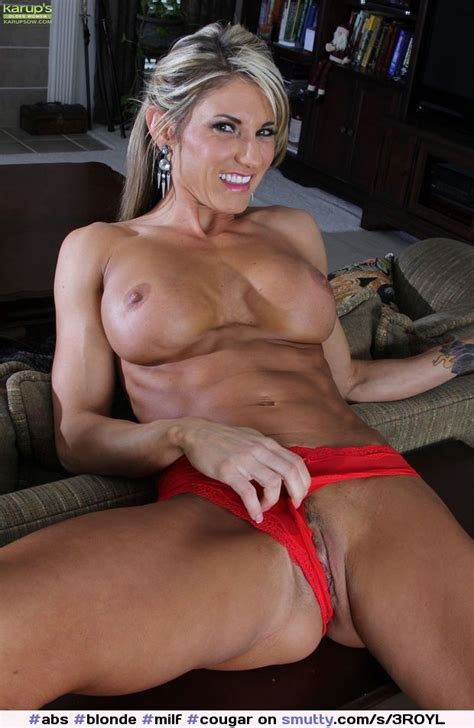 Blonde Milf Cougar Mercedesjohnson Fit Toned