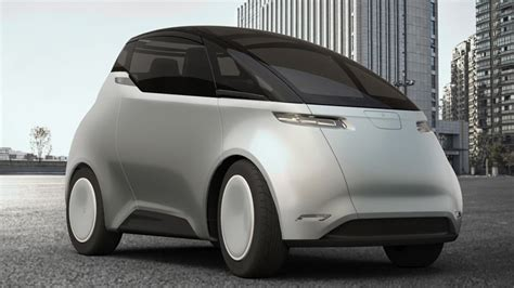 This New Tiny Electric Car Comes With Five Years Of Free