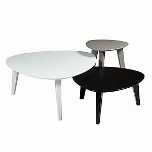 Table Salon Gigogne : table basse pas cher ~ Dallasstarsshop.com Idées de Décoration