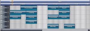 Winforms Scheduler Galeri Mindfusion Kalendersteuerung