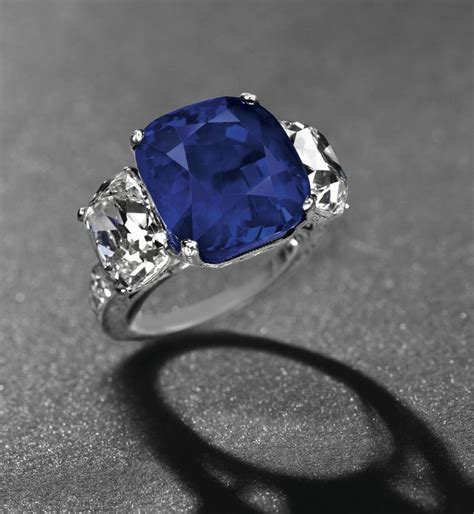 cusion cut the top 10 most amazing sapphires sold at auction