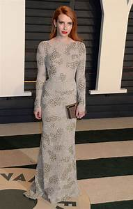EMMA ROBERTS at 2017 Vanity Fair Oscar Party in Beverly ...