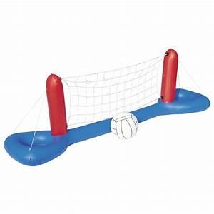 Jeu De Piscine : bestway jeu de piscine set de volley ball 244cm x 64cm x ~ Melissatoandfro.com Idées de Décoration