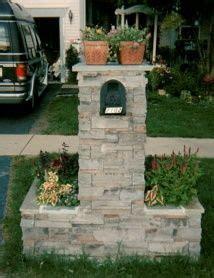 mailbox   house images brick mailbox
