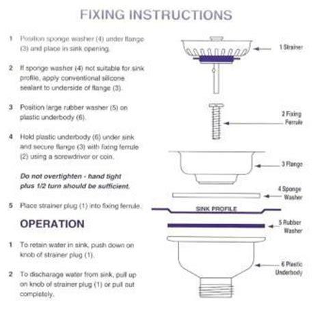 15 Stainless Steel Sink by Mcalpine Kitchen Sink Stainless Steel Basket Strainer