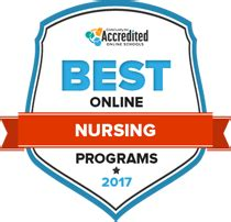 bachelor program  nursing accredited