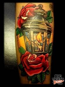 New School Lantern Tattoo Designs | www.pixshark.com ...
